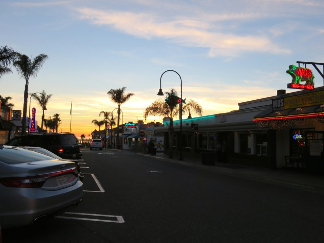 There is no shortage of seafood and BBQ restaurants in the central coast.