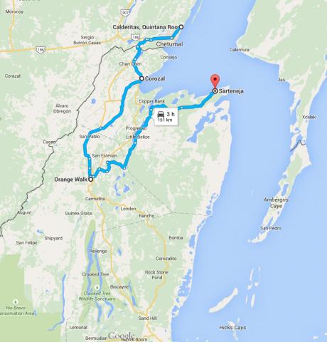 Map_Calderitas_Sarteneja