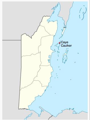 Map_CayeCaulker