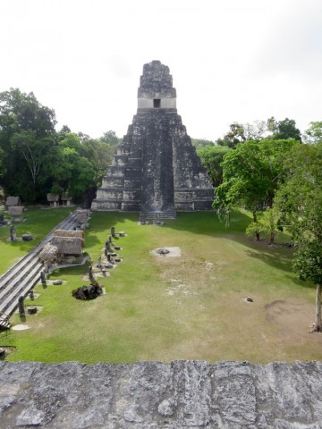 Temple I (Temple of the Great Jaguar)