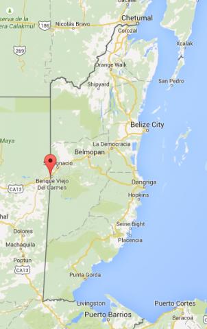 Map_Melchor de Mencos