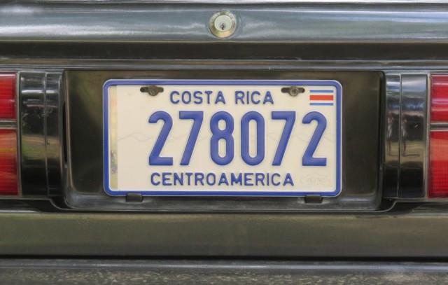 CostaRica_Plate