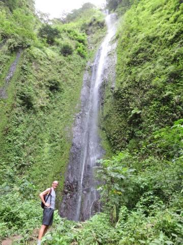 San Ramon Waterfalls