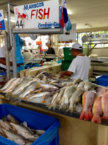 Central Fish Market