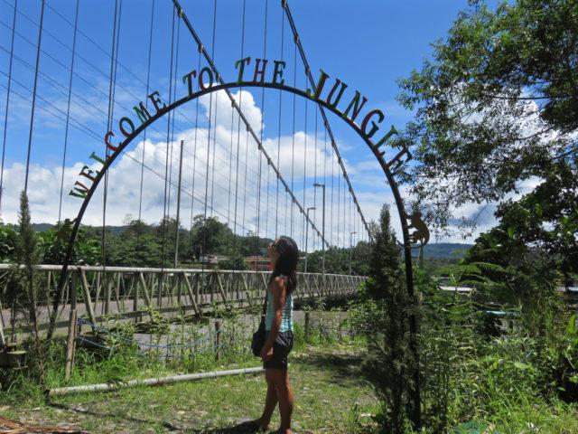 In Puerto Misahualli